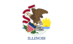Search Craigs list Illinois - State Flag
