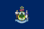 Search Craigslist Maine - State Flag