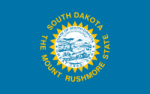 Search Craigs list South Dakota - State Flag