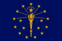 Search Craigs list Indiana - State Flag