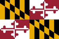 Search Craigslist Maryland - State Flag