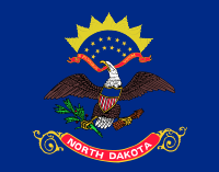 Search Craigslist North Dakota - State Flag