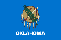 Search Craigs list Oklahoma - State Flag