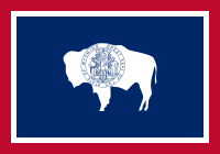 Search Craigslist Wyoming - State Flag