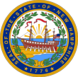 Craigslist New Hampshire - State Seal