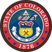 Craigslist Colorado - State Seal