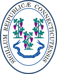 Craigslist Connecticut - State Seal