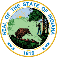 Craigs list Indiana - State Seal