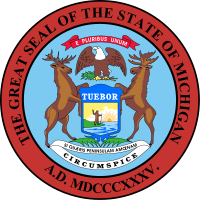 Craigs list Michigan - State Seal