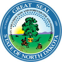 Craigslist North Dakota - State Seal