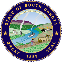 Craigs list South Dakota - State Seal
