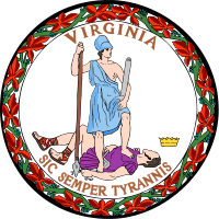 Craigslist Virginia - State Seal