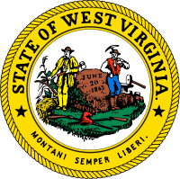 Craigslist West Virginia - State Seal