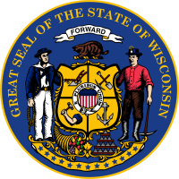 Craigs list Wisconsin - State Seal
